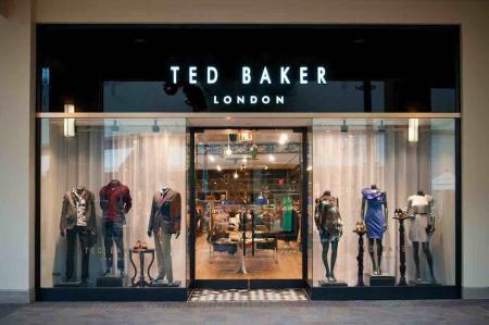 Ted Baker to launch golf range