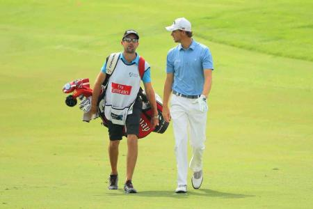 Thomas Pieters knackered after long season