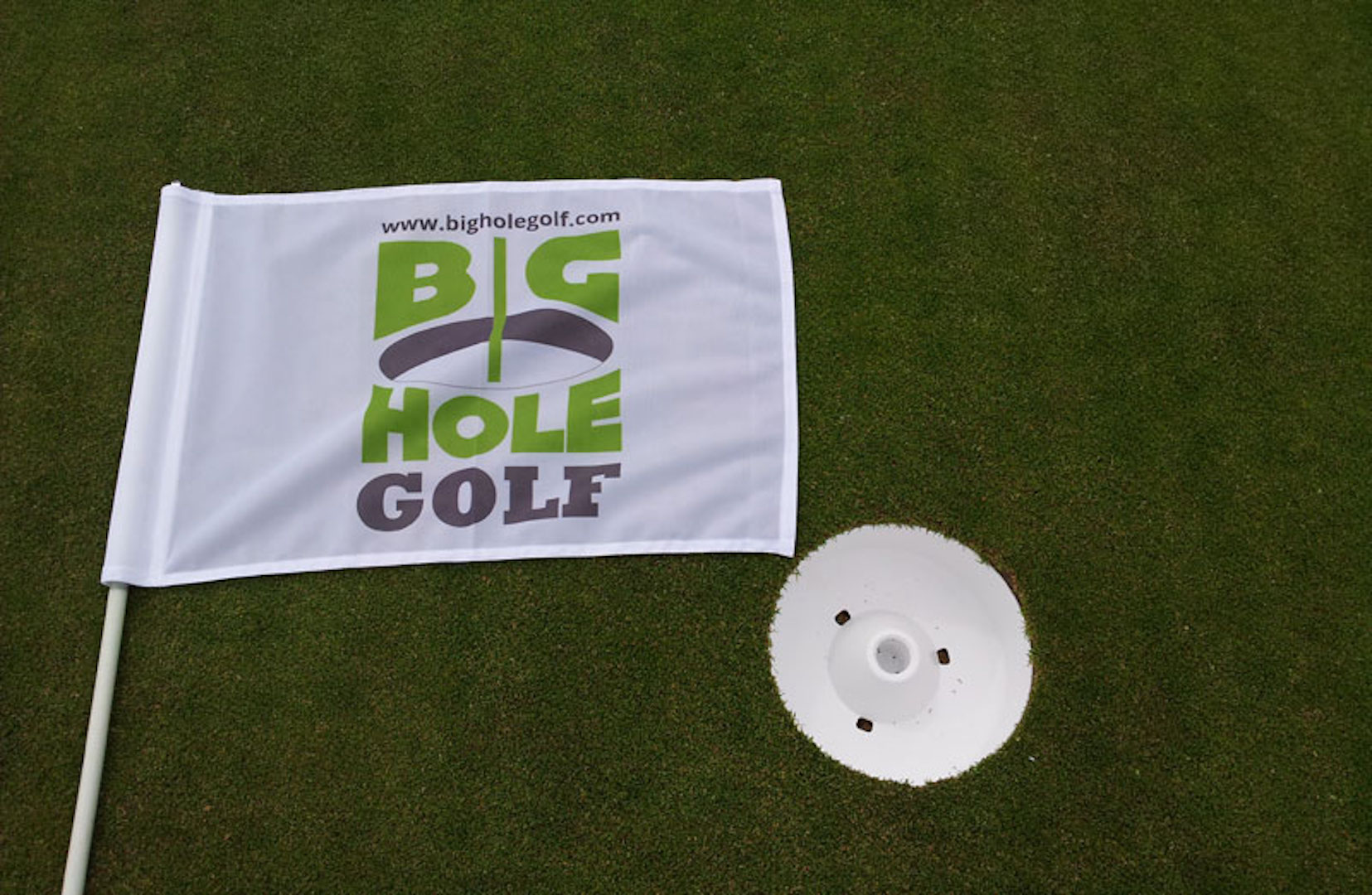 What is Big HOLE Golf?