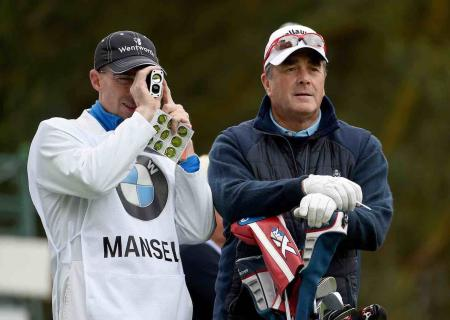 Nigel Mansell's golf club sold