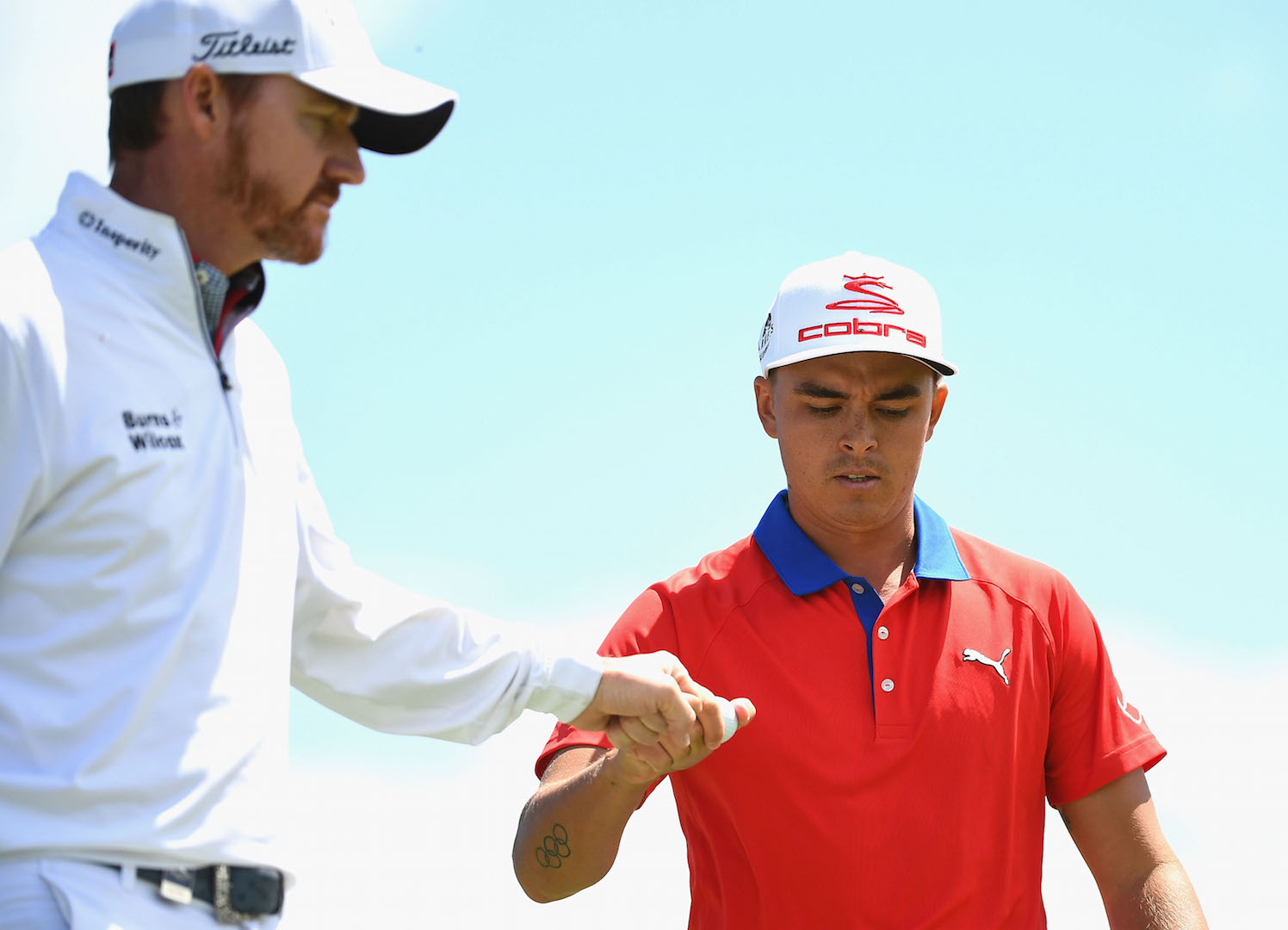 Spain lead USA & China in Golf World Cup