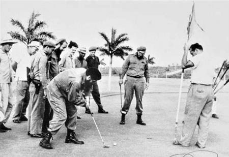 Fidel Castro – leaders drives