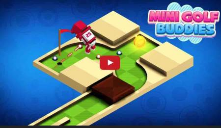 Mini Golf Buddies launches on Android