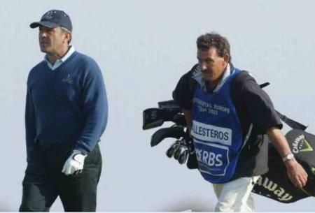 Seve's former caddy has died at Leopards Creek