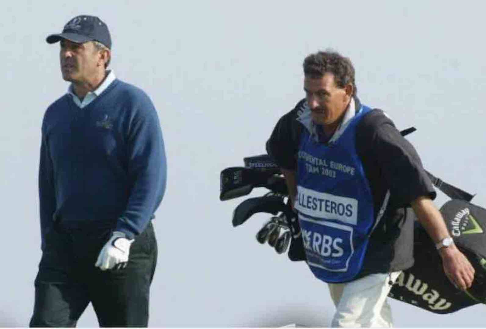 Golfers offered Tour Caddy experience