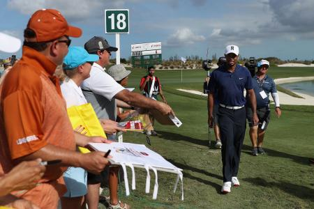 Tiger Woods: What's In the Bag?