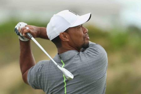 Day 3 at the Hero and here's how Tiger got on