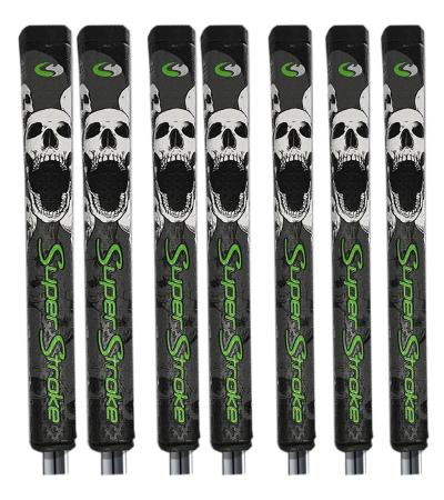 SuperStroke Skull Limited Edition Putter Grips