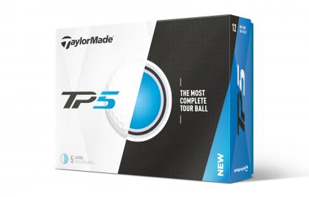 TaylorMade's new ball offerings