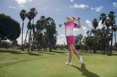Cobra Puma golf make it official with Lexi Thompson
