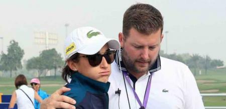 Caddie dies at Ladies Dubai Masters