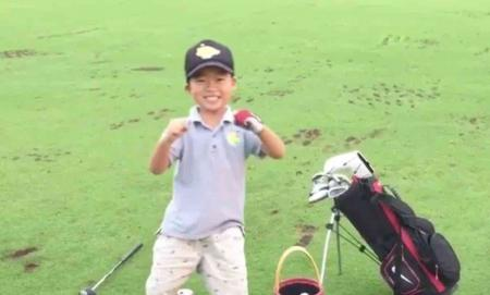 The just too damn cute golf trick shot video