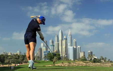 Charley Hull narrowly misses out in Dubai