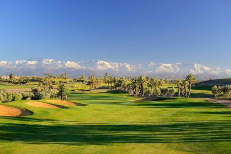 Assoufid GC in Marrakesh is cutting the mustard