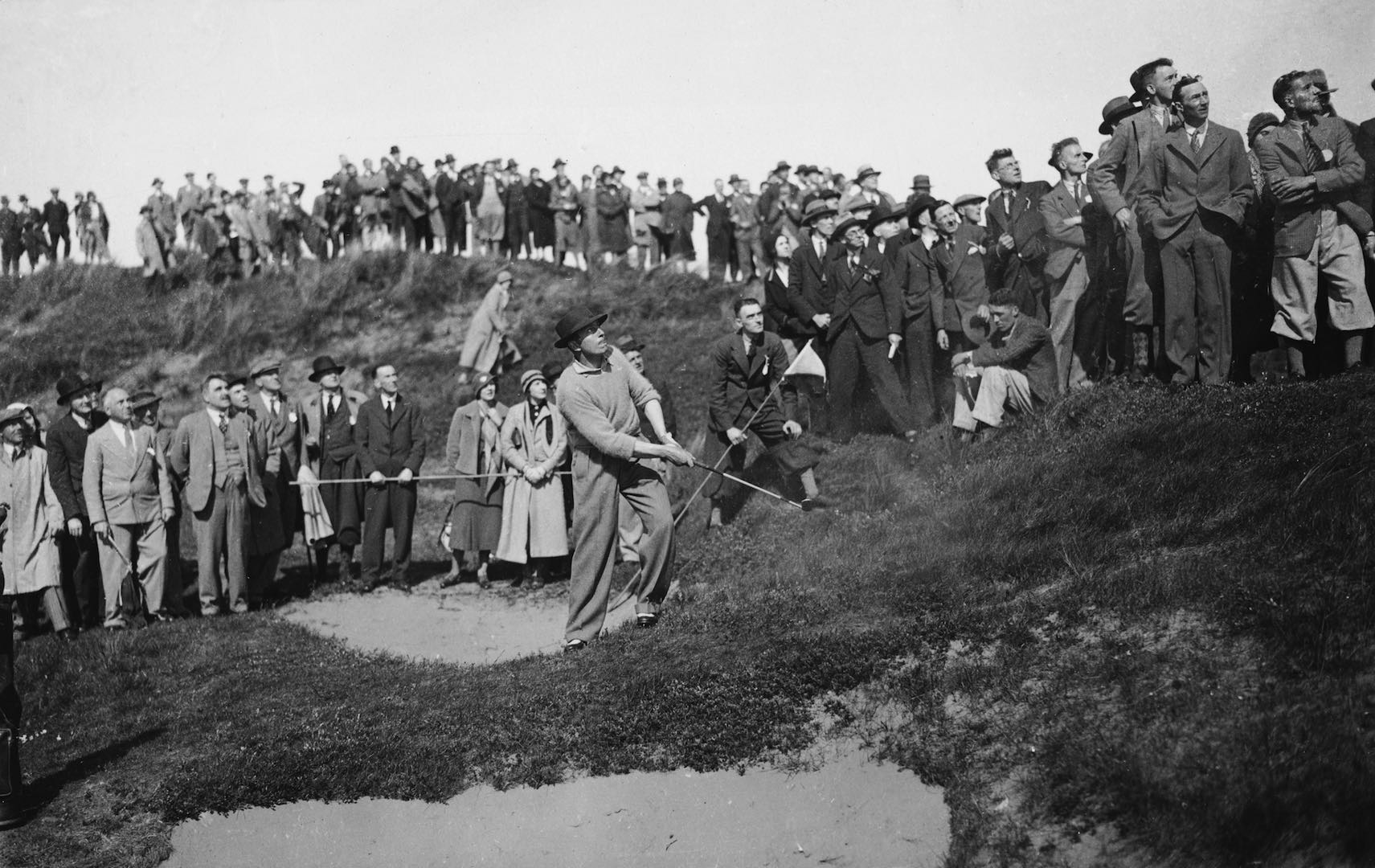 Representing For The GolfPunks: Sir Henry Cotton