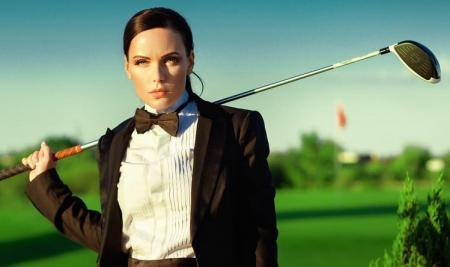 On the golf road with Maria Orlova