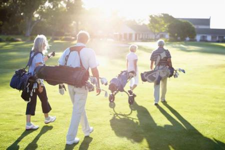 PlayMoreGolf's flexible membership
