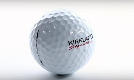 Costco's new Kirkland golf ball causing a retail storm