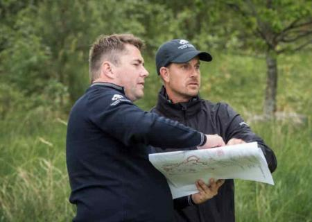 Henrik Stenson launches golf design business