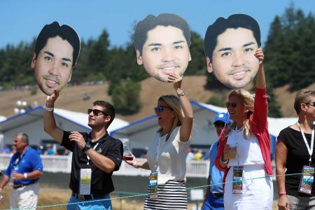 US Open Fourth Round Tee Times