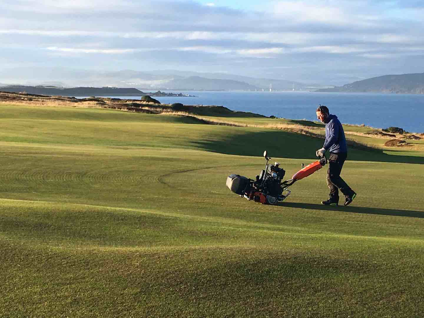 Why Castle Stuart keeps on cutting