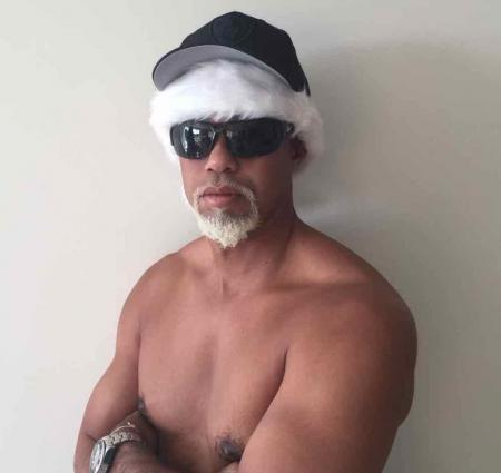Tiger unveils strange Christmas tradition