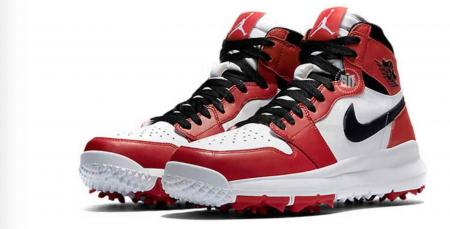 Air Jordan 1 Golf Shoe