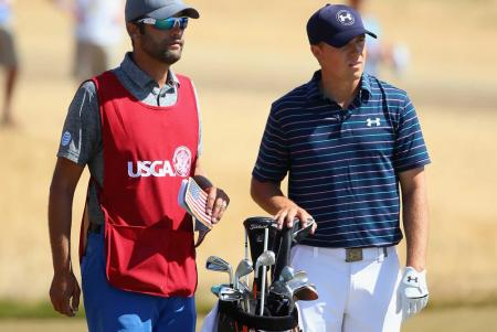 US OPEN WHAT'S IN THE BAG?