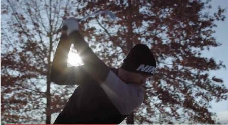 Jason Day's first Nike ad
