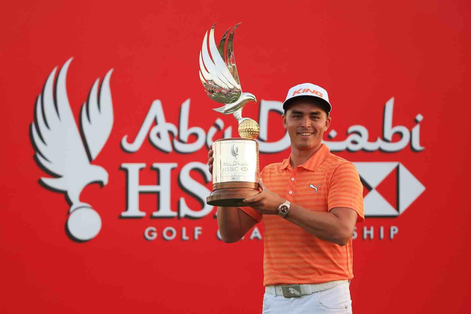 European quartet set for Abu Dhabi HSBC