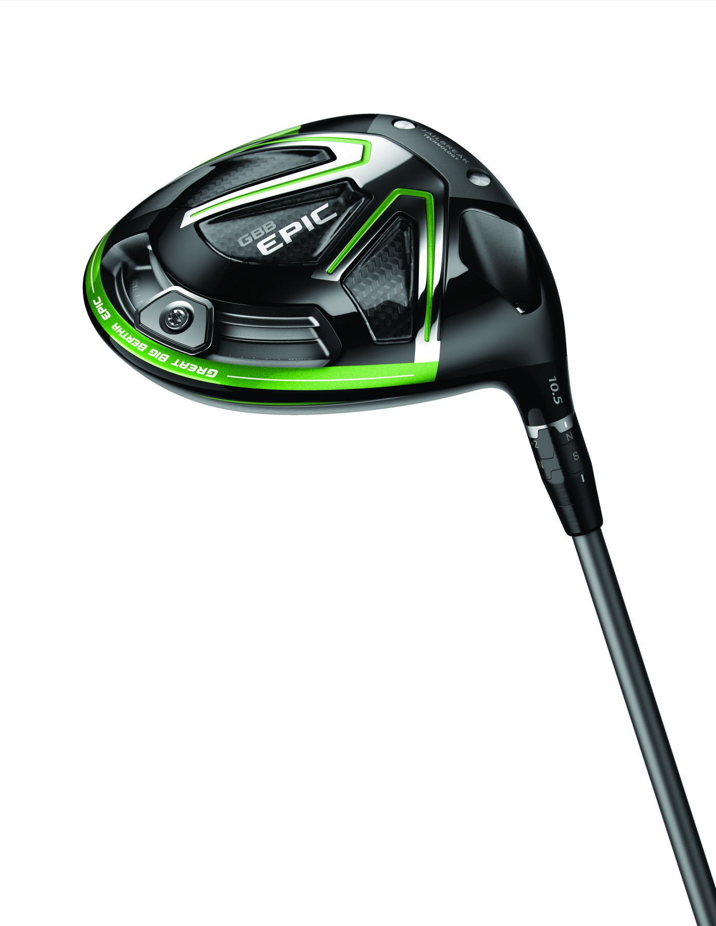 Callaway launches new GBB Epic Driver
