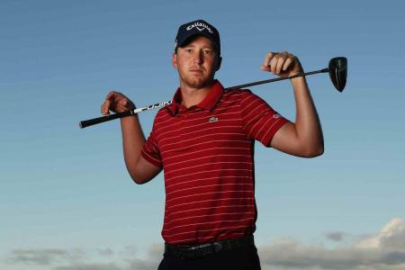 Callaway signs rising star Daniel Berger