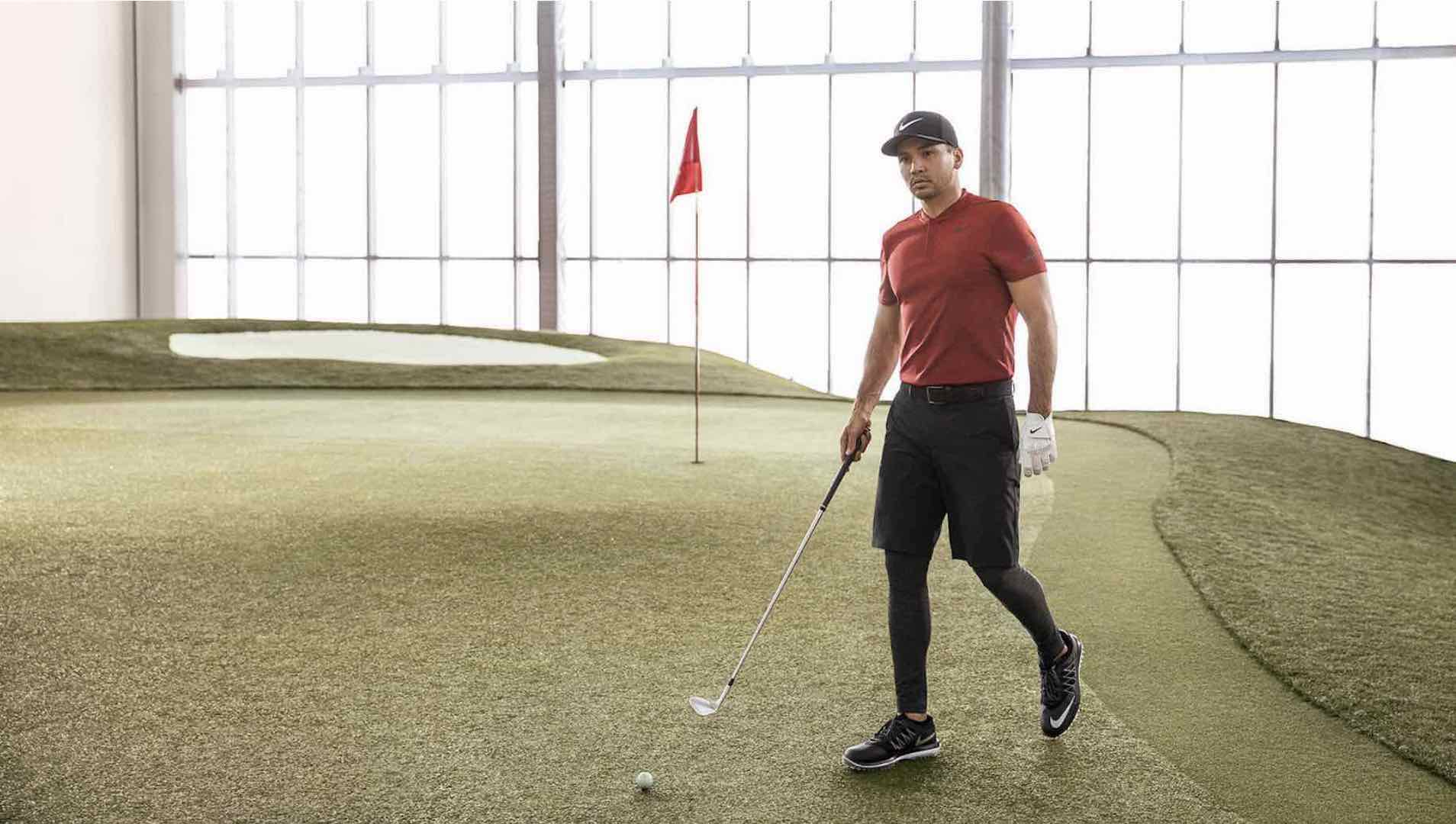 Jason Day to wear latest Nike clothing tech