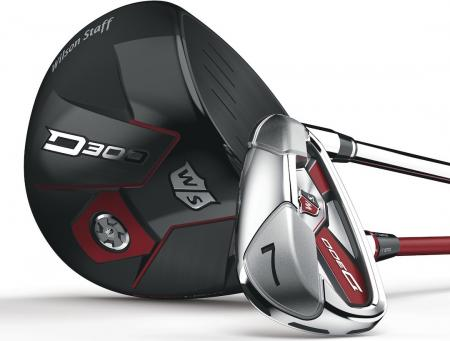 Wilson launch D300 game improvement range