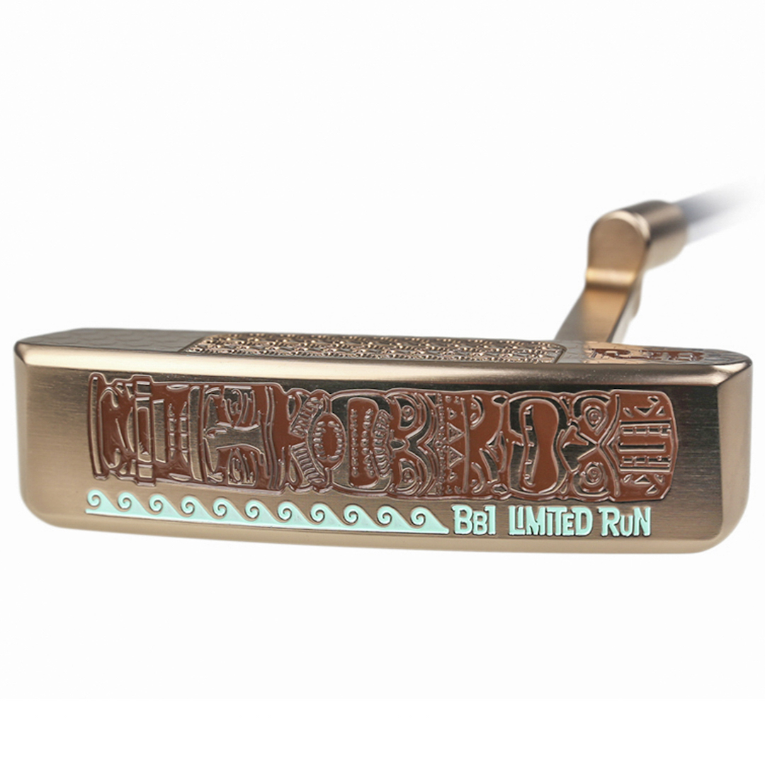 Bettinardi launch Ltd Edition BB1 Tiki putter
