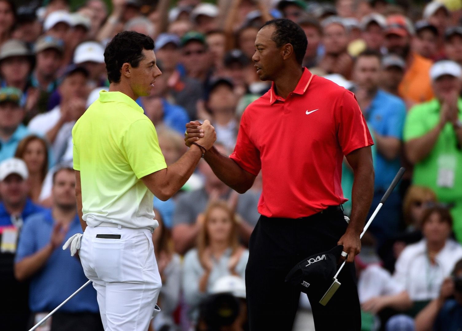 Rory McIlroy questions Tiger Wood's lifestyle