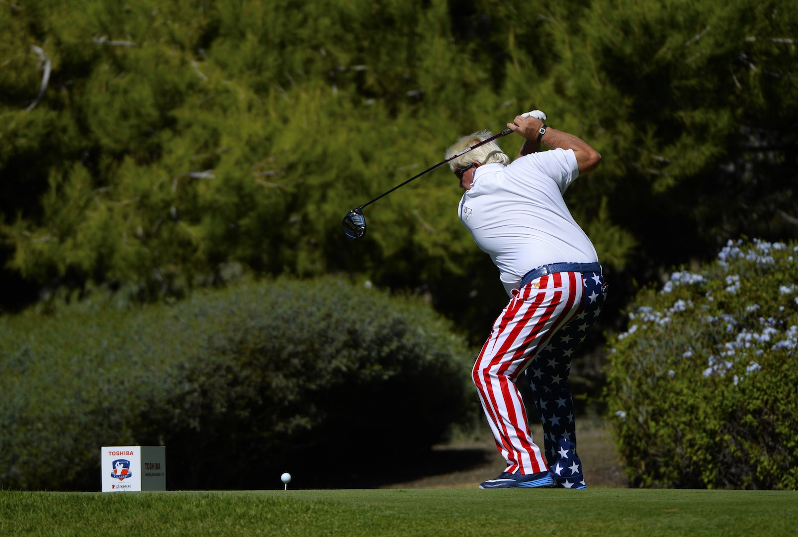 John Daly reveals revolutionary Vertical Groove driver