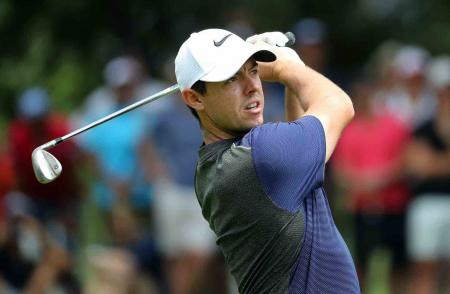 Rory shoots 67 to take second spot at SA Open