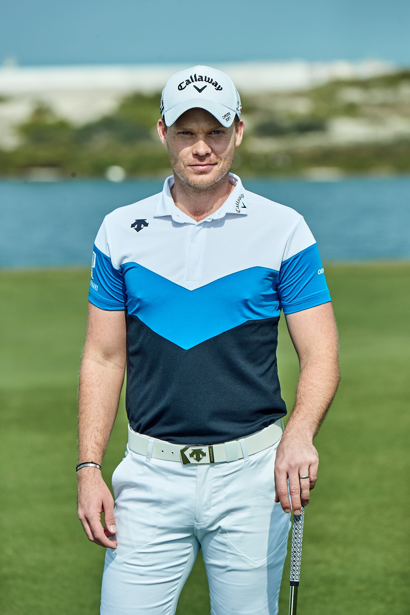 Danny Willett joins DESCENTE