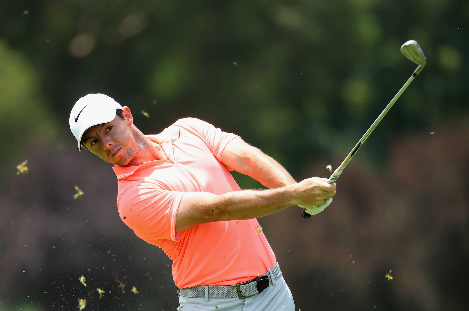 Injury rules Rory McIlroy out of Abu Dhabi Championship