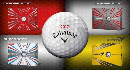 Callaway announce 2017 ball range