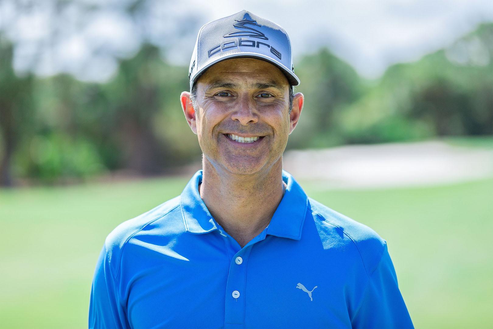 Claude Harmon signs with Cobra PUMA Golf