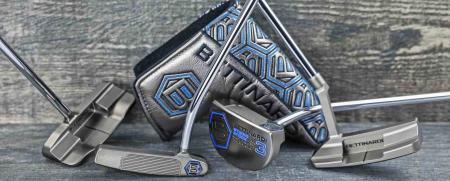 New putters from Bettinardi Golf