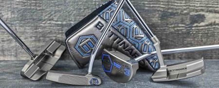 New putters from Bettinardi Golf