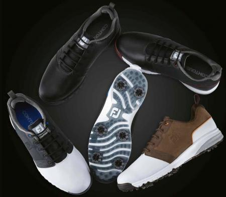 FootJoy launch 2017 ContourFit