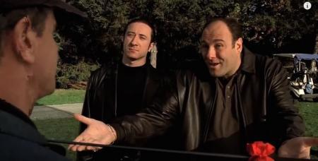 Golf In The Movies: Tony Soprano