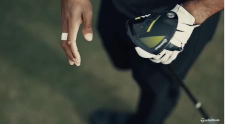 Here's Tiger's first ad with TaylorMade