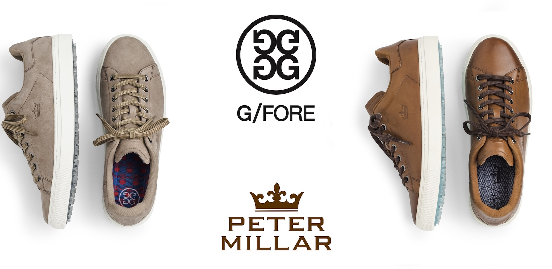 G/Fore and Peter Millar pair up