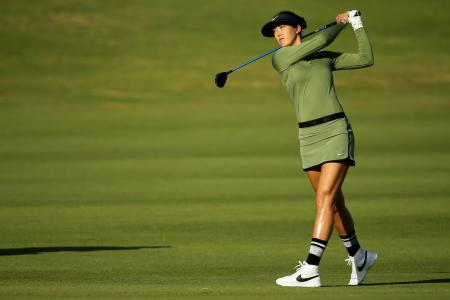 Michelle Wie eyes World Number 1 spot