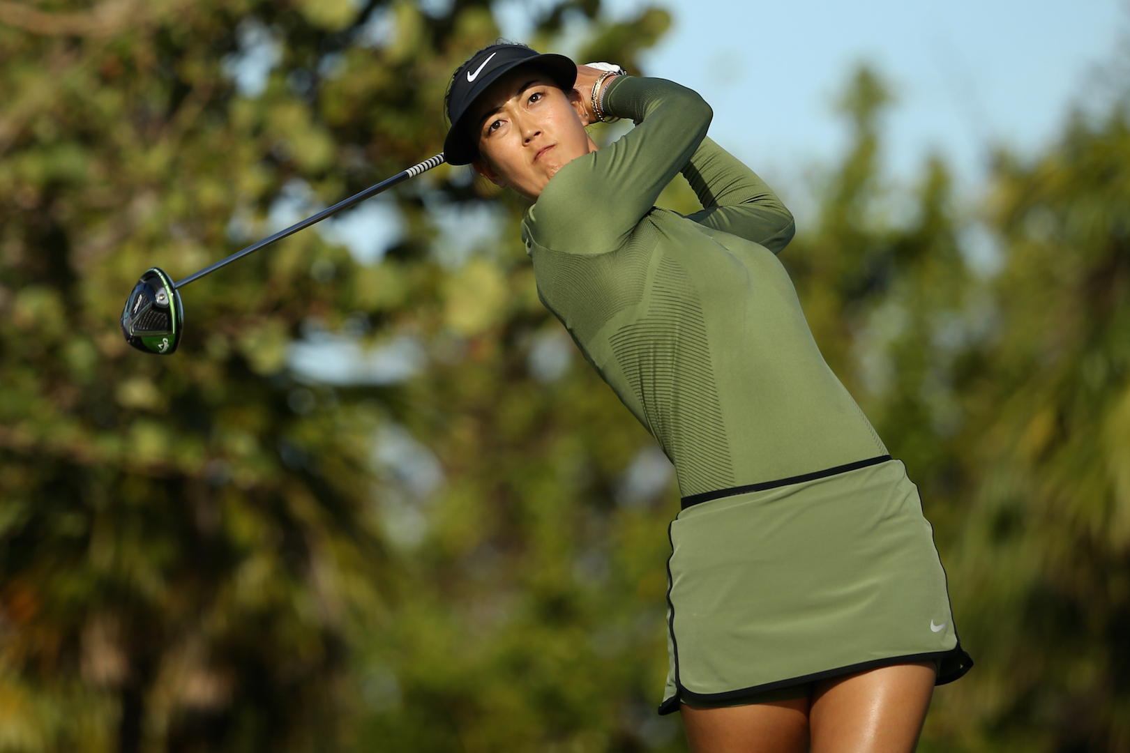 Michelle Wie signs with Callaway